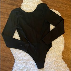 Victoria Sport Long Sleeved Bodysuit